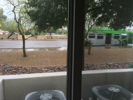 Residence Inn Tempe: View from our room