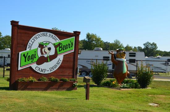 Yogi Bear's Jellystone Park Memphis: Welcome