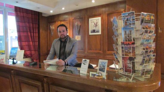 Hotel Ibis Styles Paris Lafayette Opera Paris Francia
