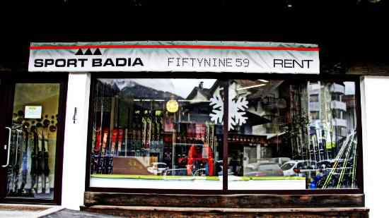 Sport Badia - Rent Ski and Snowboard
