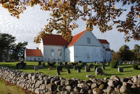 Tromoy Church
