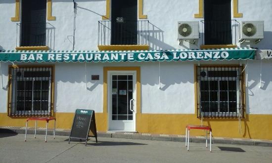 restaurante Casa Lorenzo