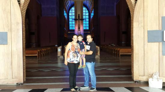 National Sanctuary Of Our Lady Of Aparecida: Que A Nossa Senhora Aparecida Nos Cubra Com Seu Manto Azul