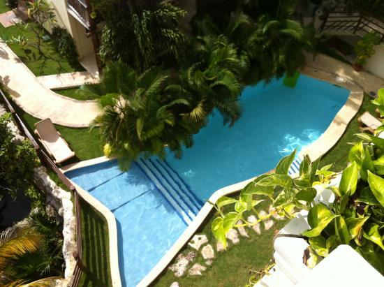 Hotel Posada Sian Ka'an: Piscine