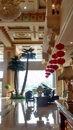 Mingcheng International Hotel : Recepção