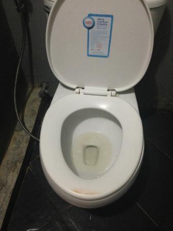 The Loft Samui: toilettes sales