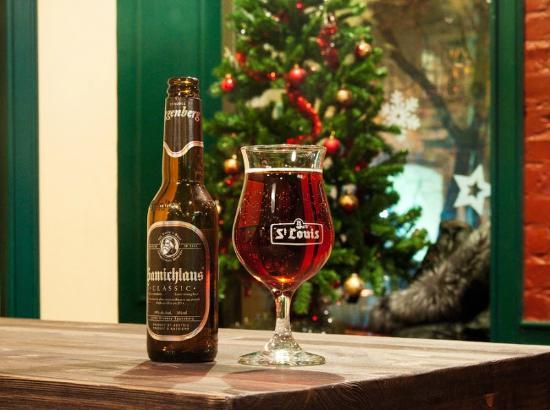 WE Pub: самое новогоднее пиво
