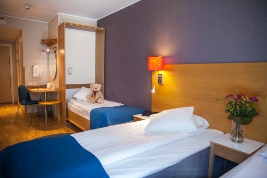 Spar Hotel Garda : 3-bäddsrum