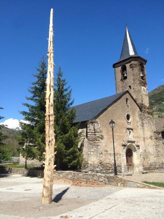 Isil, Spanien: Església parroquial de la Immaculada