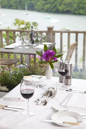 Cormorant Restaurant: Dinner with a View