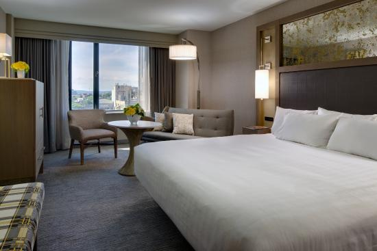 Hyatt Regency Boston Guestroom