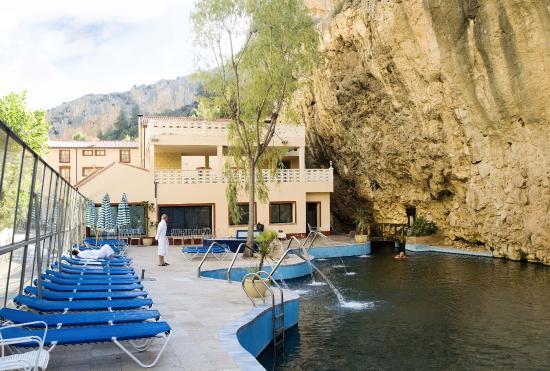 Jaraba, Spania: lago natural termal