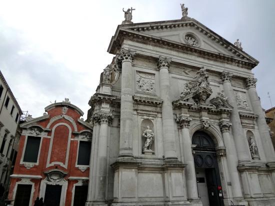 Chiesa di San Stae (Eustachio)