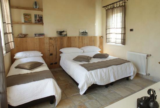 Olimagio: Bedroom
