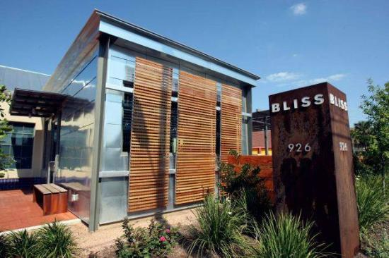 Photo of New American Restaurant Bliss at 926 S Presa St, San Antonio, TX 78210, United States