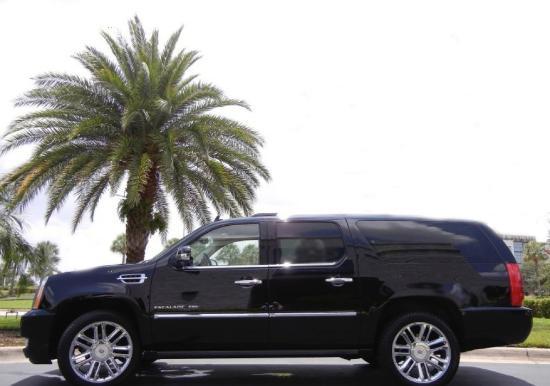 Orlando VIP Visit