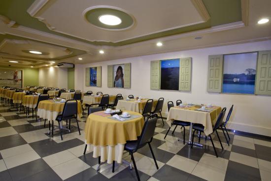 Lider Hotel: Salão de café
