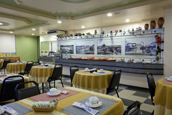 Lider Hotel : Salão de café
