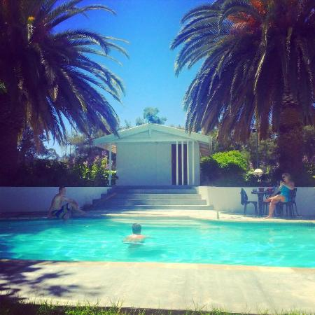 Slaley Guesthouses: Swimming Pool