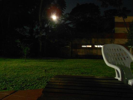 Sol Cataratas Hotel: Noche de luna llena