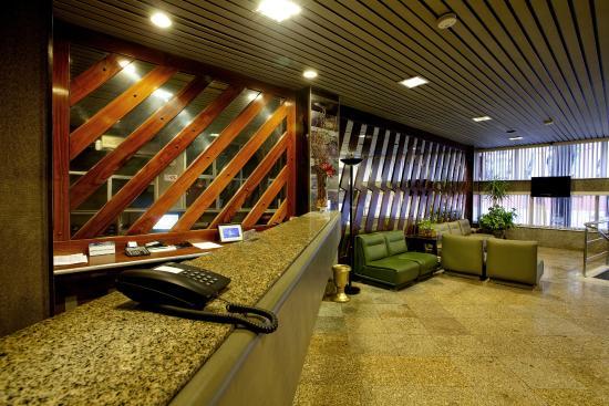Krystal Hotel Manaus: Recepção