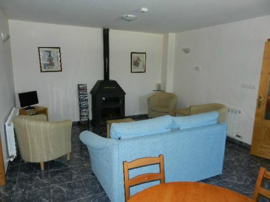 Moclin, Spain: Lounge/Sofa Bed