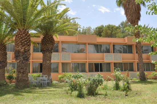 Kenzi Rissani Hotel: Jardin
