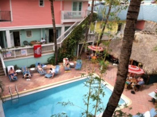 The Lighthouse Resort Inn and Suites: View from King Business Suite Rooms