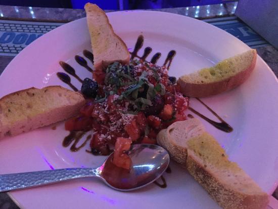 Sunset Catch Restaurant : Bruschetta & Toast
