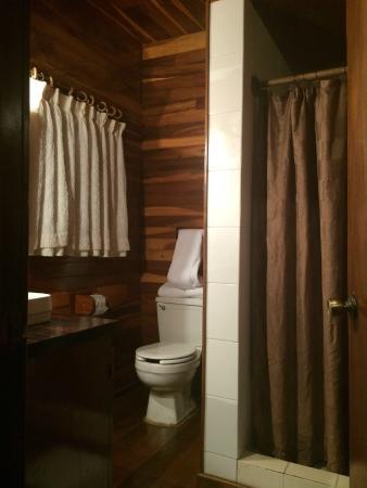 Hotel Frances: Baño