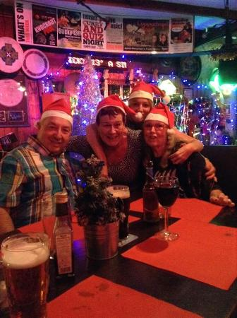 The Treehouse Bar & Grill: Christmas time