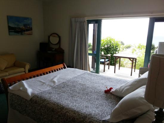 Kuaotunu Bay Lodge : nice to relax