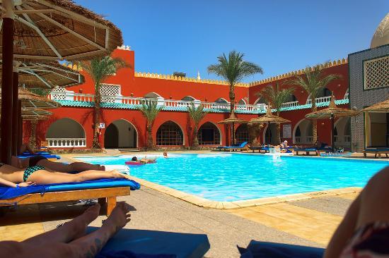 Kleiner Pool kleiner pool picture of alf leila wa leila hurghada tripadvisor