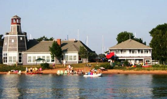 The Inn On Madeline Island Resort Reviews La Pointe Wi Tripadvisor