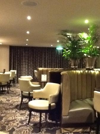 Best Western Heath Court Hotel: bar restaurant lounge