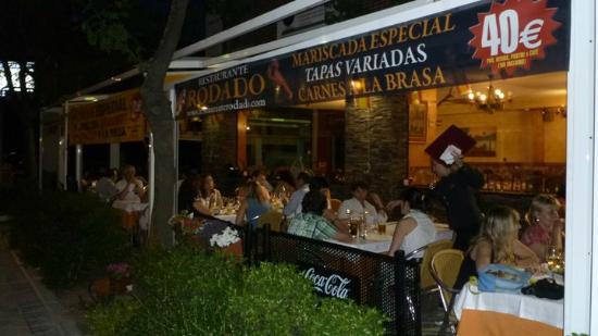 Restaurante Rodado