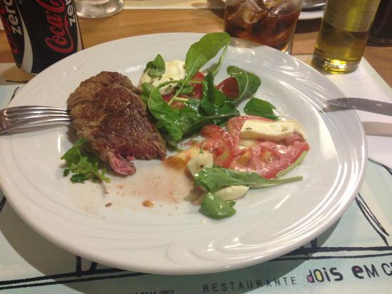 Dois em Cena: Comida boa e preço justo