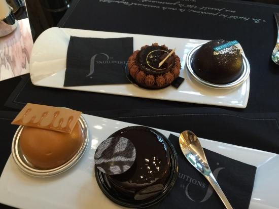 Salon de Gourmandises Intuitions By J. : Gâteaux