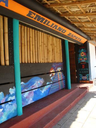 La Olita: quetzalcoatl