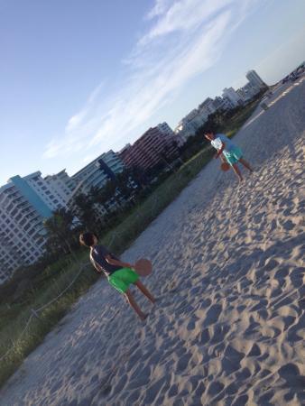 Sunny Isles Beach, فلوريدا: Adoro esse lugar👌