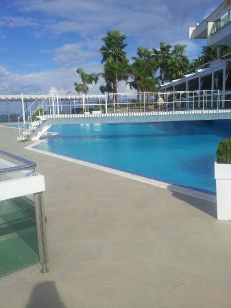 Villa Eliana: piscina