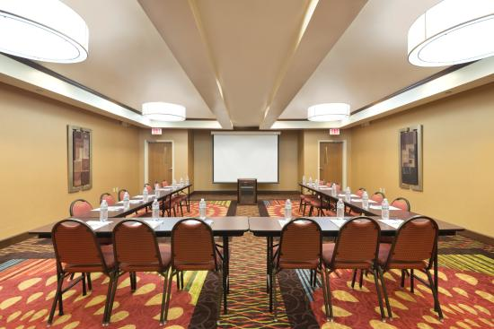 Holiday Inn Express & Suites Little Rock-West: Meeting Room