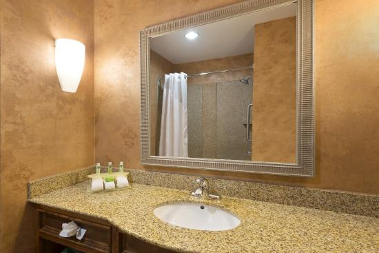 Holiday Inn Express & Suites Little Rock-West: Guest Bathroom