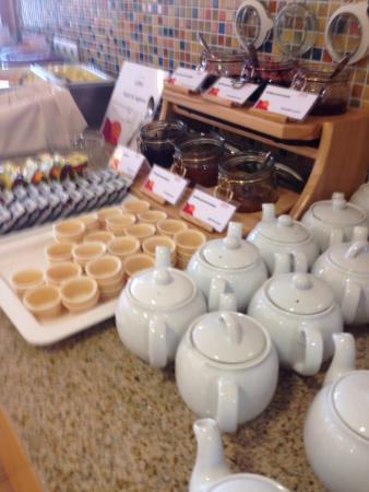 Dolce Bad Nauheim : Tee und marmeladen