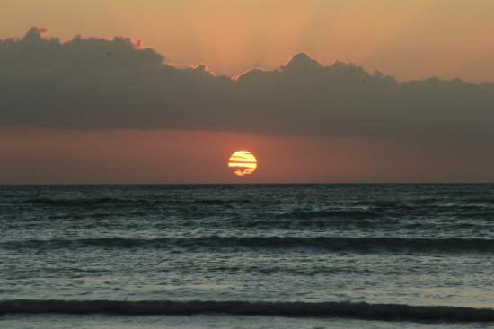 Aruba Beach Villas: Our last sunset in Aruba