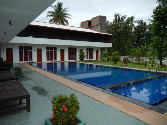 Siyanco Holiday Resort: chambres avec vue sur la piscine
