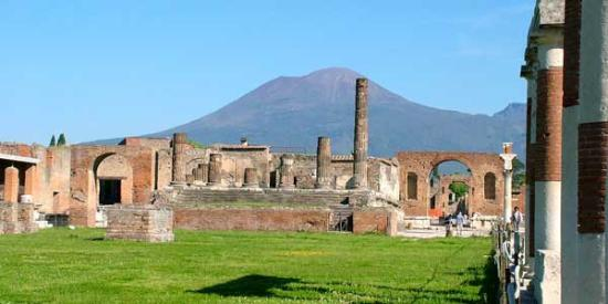 Gaia Guide Pompei Day Tour