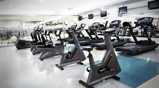 Otel Seyhan: FITNESS CENTER