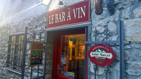La Bottega Degli Antichi Sapori - Le Bar a Vin: INGRESSO laterale