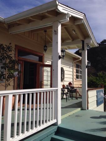 The Jenner Inn: Jenner Inn cafe